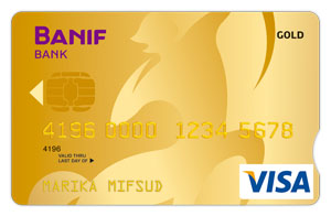 Banif Gold Card Image